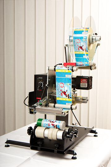Etiketovací stroj BTO 180/200